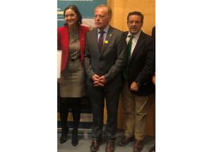 COCAHI, recibe el respaldo del GOBIERNO para conseguir el 'DÍA MUNDIAL DE LOS CASCOS HISTÓRICOS'