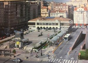 Aportaciones al (PGS) 'Estación Central' 'Las Estaciones'
