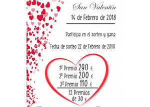 960 para la campaña de San Valentín