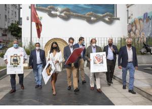 Martín presenta una campaña de comunicación para reactivar el comercio de proximidad con la idea de generar riqueza en el territorio
