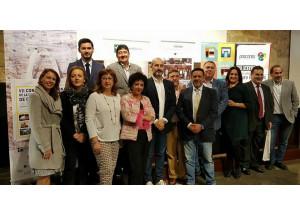 La Asociación de Comerciantes del Casco Viejo de Santander, Secretaria de Cocahi, acudió al Congreso de la Confederación Española de Cascos Históricos