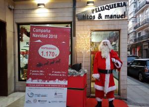 Esta Navidad comprar en los comercios del Casco Viejo de Santander tiene premio. ¡Aprovéchate y haz tus compras Navideñas.