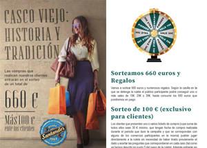 660 € y REGALOS