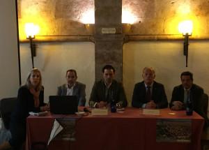 CASCO VIEJO DE SANTANDER PARTICIPÓ EN CIUDAD RODRIGO EN EL IV ENCUENTRO DE CONJUNTOS HISTÓRICOS DE CASTILLA Y LEÓN