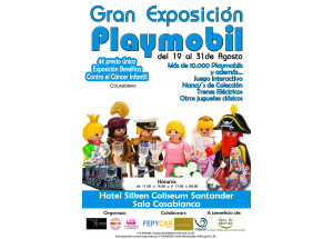 """""""Gran Exposición de Playmobil"""""""
