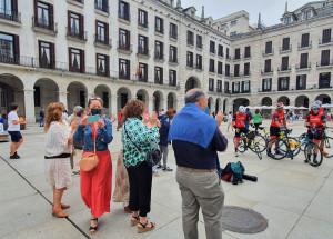 Expedición Ultreya - etapa 7 Burgos Santander
